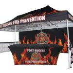 10x20 Large Custom Canpoy Example for Events