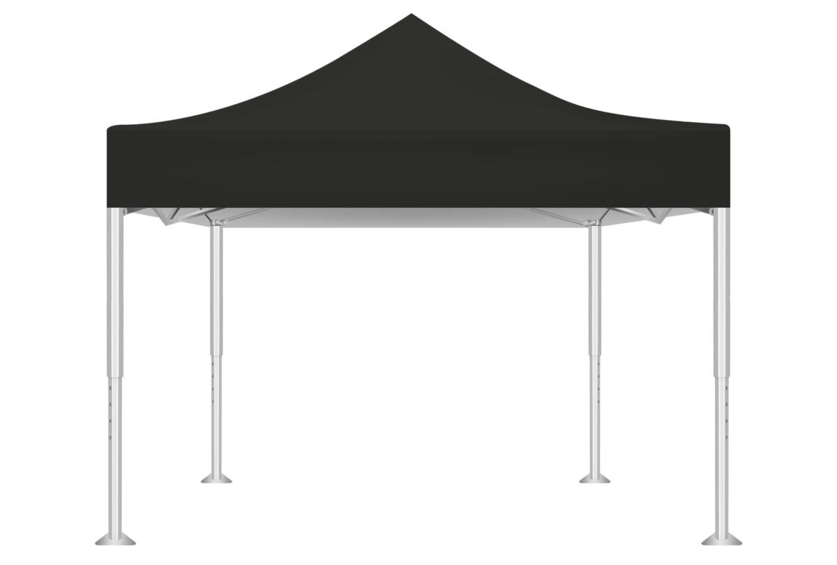 Fold Up Tents Amp Mighty Pop Up Canopy Tent U2013 Silver