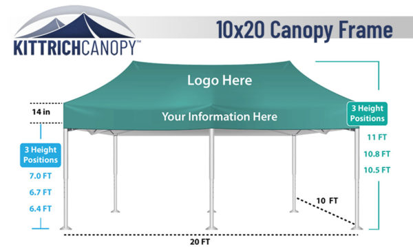 Standard Canopies • Kittrich Canopy