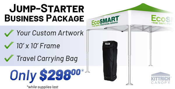 Reserve ...  sc 1 st  Kittrich Canopy & Custom Canopy Start-Up Business Package u2022 Kittrich Canopy