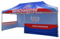 Custom Large 10x20 Canopy Tent with Walls