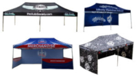 Custom Large 10x20 Canopy Tents Examples