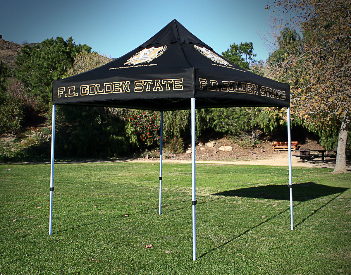 Force Soccer Club 8X8 Custom Canopy