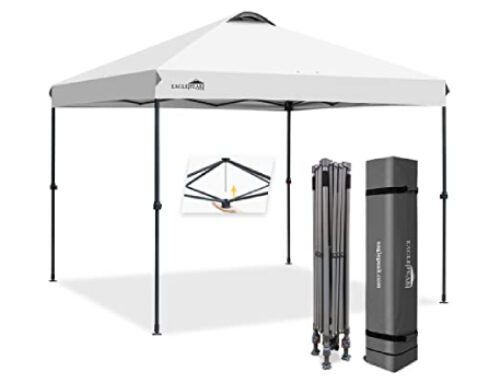Set Up with Ease with Our One Push Canopy